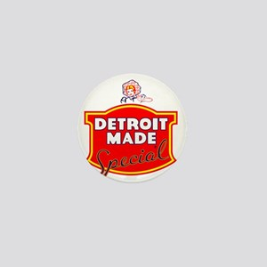 detroitMADE Mini Button