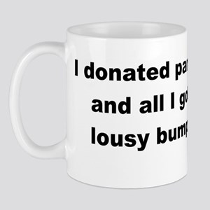 lousystickerliver Mug