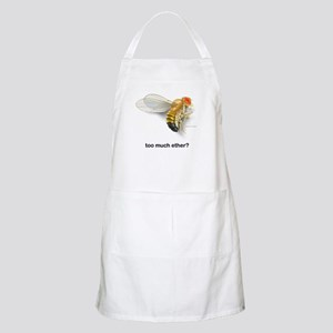 too much ether? BBQ Apron