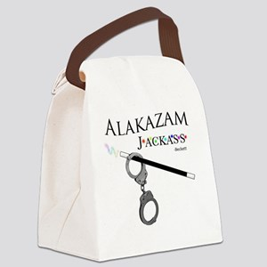 Alakazam Journal Canvas Lunch Bag