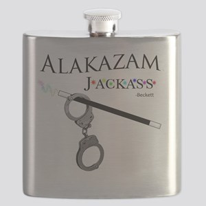 Alakazam Journal Flask