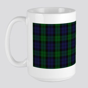 Blackwatch Tartan Mug 3.0 Large Mug