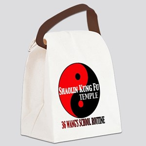 rank9 Canvas Lunch Bag