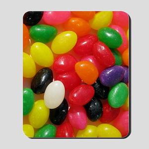Jelly Beans 5 Mousepad