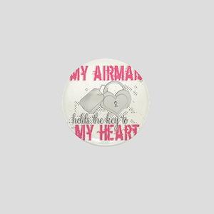 airman Mini Button