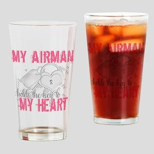 airman Drinking Glass