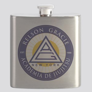 Relson Gracie New York Academy Flask