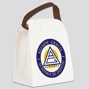 Relson Gracie New York Academy Canvas Lunch Bag