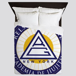 Relson Gracie New York Academy Queen Duvet