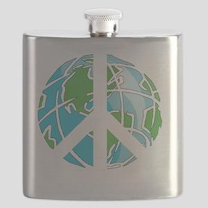 earth-peace Flask