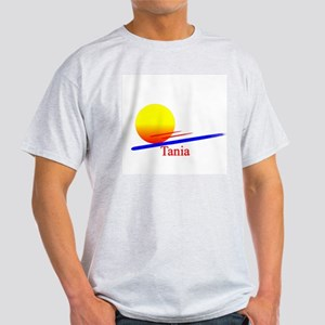 Tania Ash Grey T-Shirt