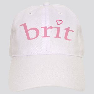 """""""Brit with Heart"""" Cap"""