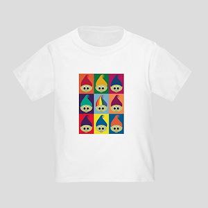 Troll Block 3x3 Rainbow T-Shirt