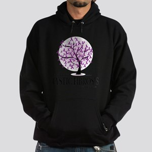 Cystic-Fibrosis-Tree Hoodie (dark)