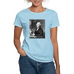 Jefferson Good Policies Women's Pink T-Shirt