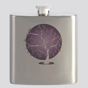 Cystic-Fibrosis-Tree-blk Flask