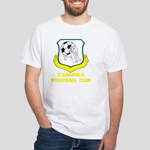 zamundafootbalfan White T-Shirt