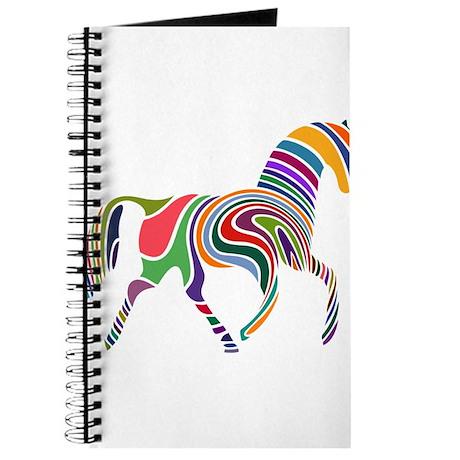 Cute Horse Journal
