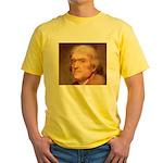 Jefferson Self-Government Yellow T-Shirt