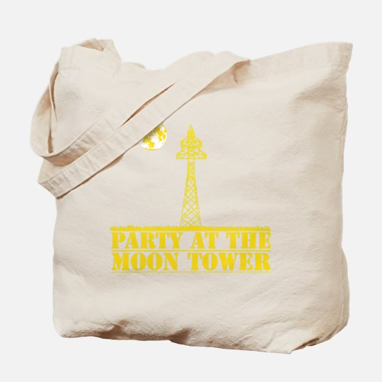 MOONTOWERyellow Tote Bag