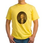 Jefferson Arms Rights Yellow T-Shirt