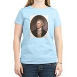 Jefferson Arms Rights Women's Pink T-Shirt