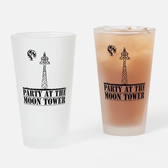 MOONTOWER Drinking Glass