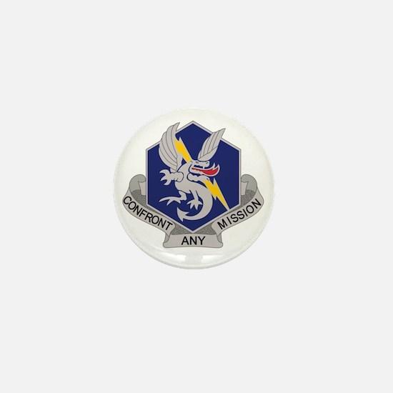83rd Chemical Battalion Mini Button