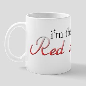 Red Herring Hat Mug
