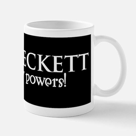 Witchy Powers Pillow Mug
