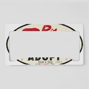 TRUCKER10x10 License Plate Holder