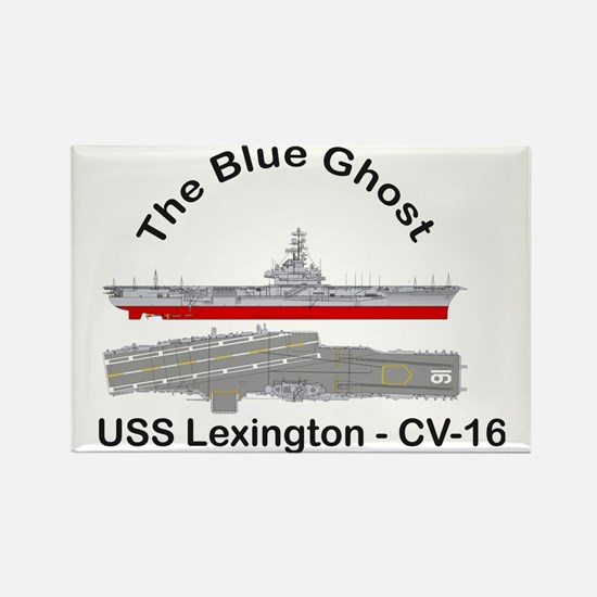 Essex-Lex-T-Shirt_Front_Angled Rectangle Magnet
