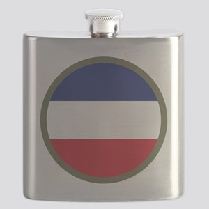 Army Forces Command - FORSCOM Flask