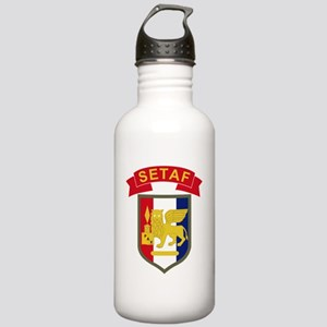 Army Africa - USARAF Stainless Water Bottle 1.0L