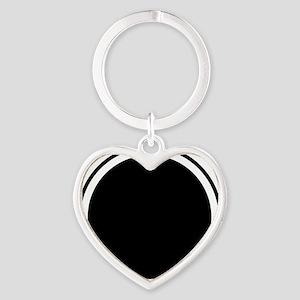 I Corps Heart Keychain