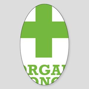 organdonorA Sticker (Oval)