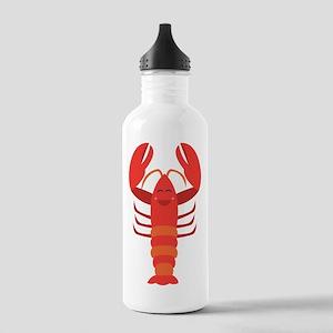 Lobster Cute Ocean Creature Water Bottle
