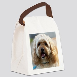 DeeJay lt Squ Canvas Lunch Bag