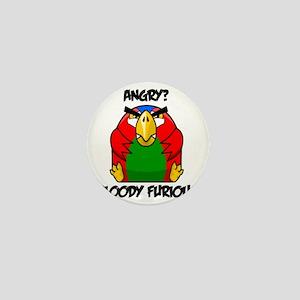 parrot10x10_apparel2 Mini Button