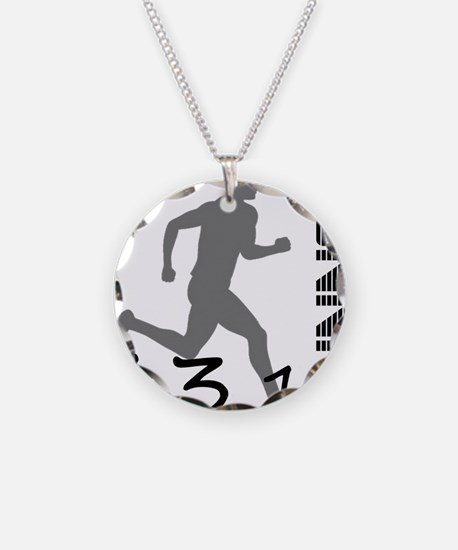 131runner10in Necklace