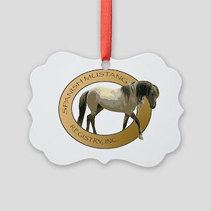 SMRLogoINC-lrg Picture Ornament