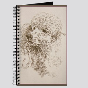 Standard_Poodle_KlineY Journal
