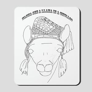 llama2 Mousepad