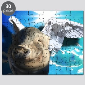 Angel_Pig-TriPodDogDesign Puzzle