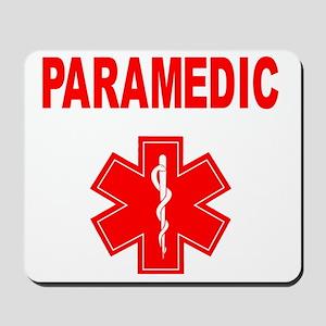 Paramedic Mousepad