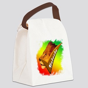 right sign anbesa Canvas Lunch Bag