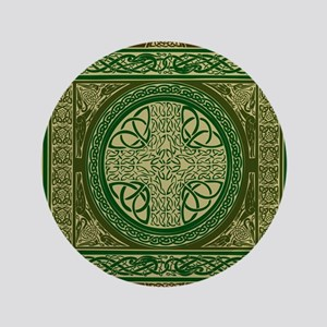 "Celtic Blanket 3.5"" Button"
