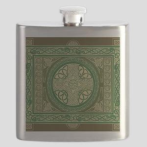 Celtic Blanket Flask