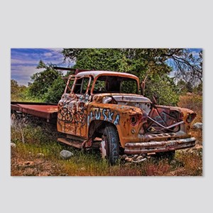 Pomona Towing  Postcards (Package of 8)