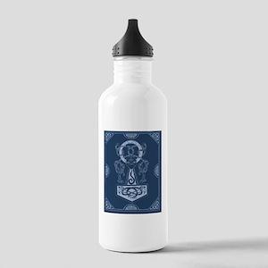 Asatru Blanket Stainless Water Bottle 1.0L